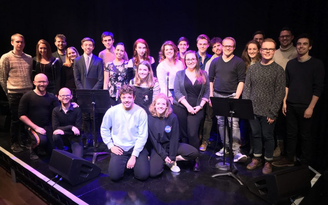 Line up announced for pilot musical theatre scratch night & podcast at The Other Palace