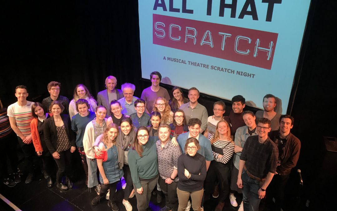 Line up announced for episode 2 of All That Scratch